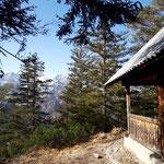 Bei der Schneiderberg Hütte