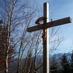 Gipfelkreuz des Buchbergs