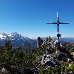 Gipfel des Asteins