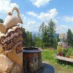 Bei der Graukogelhütte