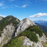 Am Weg zum Kitzstein - zu Beginn noch eher gemütlich