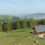 Mit Blick ins Alpenvorland