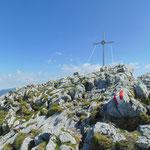 Gipfelbereich des Großen Donnerkogels