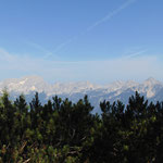 Ausblick über das Tote Gebirge