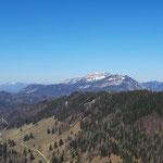 Blick auf das Sengsengebirge