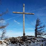 Gipfelkreuz des Schobersteins