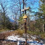 Gipfelkreuz des Ameissteins