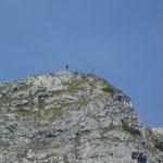 Rinnerkogel Gipfel im Zoom
