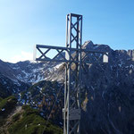 Gipfelkreuz des Mannsberges