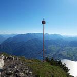 Gipfel des Traunkirchner Kogels