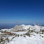 Totengrabengupf Gipfel