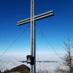 Am Gipfel des Windhagkogels