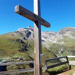 Gipfel der Höhenburg