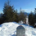 Gipfel des Hochsalm