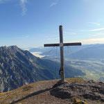 Gipfelkreuz des Stoderzinkens