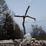 Gipfelkreuz am Herrentisch