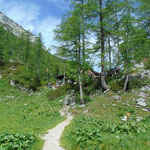 Rückblick zur Rinnerhütte