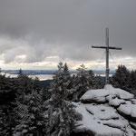 Gipfelkreuz des Bärensteins