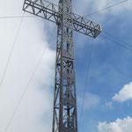 Gipfelkreuz des Brunnkogels
