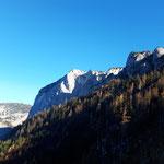 Beim ersten Blick auf den Berg ist kaum zu glauben, dass dieser in nur zwei Stunden machbar ist