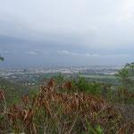 Mysore von oben