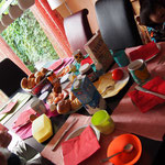 ドイツの朝食
