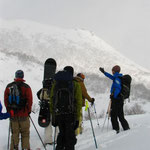 Route finding in avalanche terrain