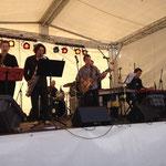Blue Ribbon feat. Nayeli beim Bergmannstrassenfest Berlin