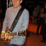 Blue Ribbon feat. Guitar Crusher im Englischen Garten Berlin