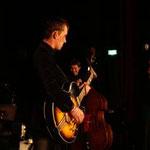 Mit Boogie Radio beim Jazztreff Karlshorst