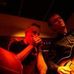 Im Live Musik Club in Hamburg mit Jan Mohr & Band
