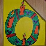 Die 3. Kerze brennt / Emilie