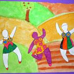 4.Kl. Tanzende Nanas