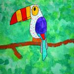1.Kl. Papagei
