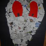 3b Zeitungspapierwolf