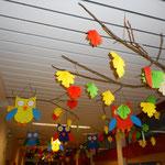 Werken: Herbstdekoration