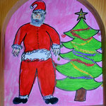 Weihnachtsmann / Surat