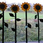 3.Kl. Sonnenblumen