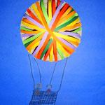 2.Kl. Heißluftballon