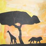 3b Tiere der Savanne