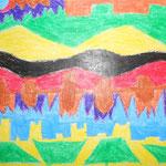 4a Kampf der Farben - Warm gegen Kalt