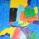 3b Kl. Malen wie Picasso