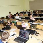 Einsatz der Laptops im Unterricht