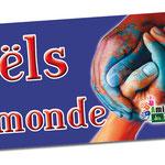 Banderole Noëls du Monde - Montignac