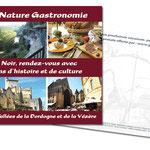 Carte postale format 10x15cm - Gîte La Rouchie