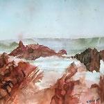 Mar y rocas - Melanie Köhle