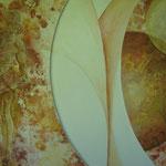 GENESIS Cap. 1 - Óleo s/cartón - 100x100cm - Enrique Engelland