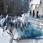 Serie: Valores humanos - 120x120cm - Técnica mixta - Andrea Trotta - 2013