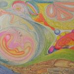 Tierra fluyendo - Luz Victoria Piña
