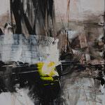 Sin preámbulos 2  -  50x70cm - Técnica mixta - Andrea Trotta - 2013